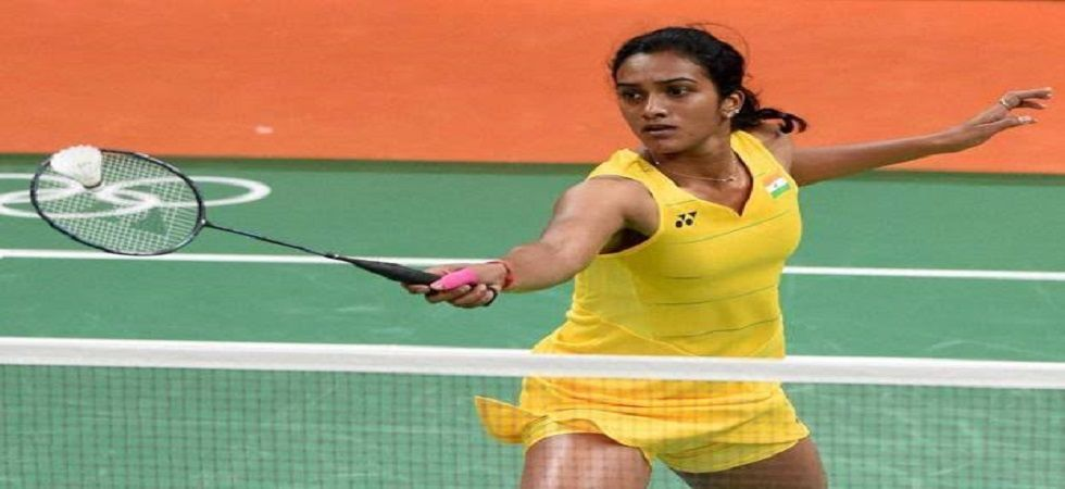 PV Sindhu lost to Akane Yamaguchi for the second consecutive time as she lost 18-21, 15-21 in the Japan Open quarterfinal. (Image credit: Twitter)