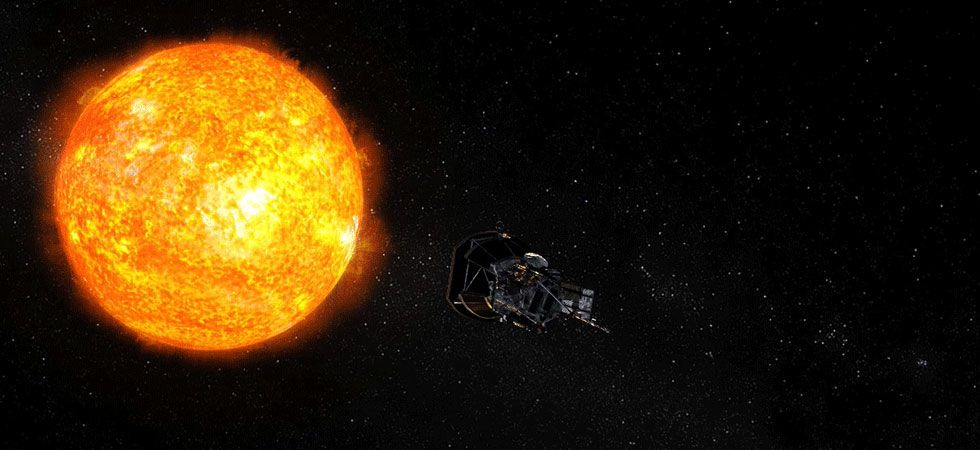 In technical terms, Aditya L-1 will be particularly observing the Sun's corona. While India is planning the solar mission by 2020, the NASA has already sent its spacecraft towards the Sun. (Photo credit: NASA)