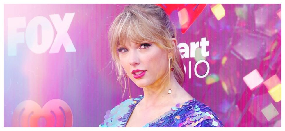 Taylor Swift to be honoured at 2019 Teen Choice Awards (Photo: Instagram)