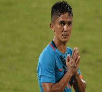 Sunil Chhetri rues lack of proper football infrastructure, development during his growing up years