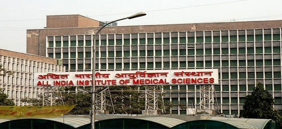 Residents doctors of AIIMS were seen wearing black badges in ICUs, emergency block, wards and operation theatres. (File Photo)