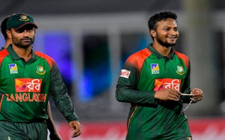 Bangladesh Cricket Board Ropes In These Two Stars In Their