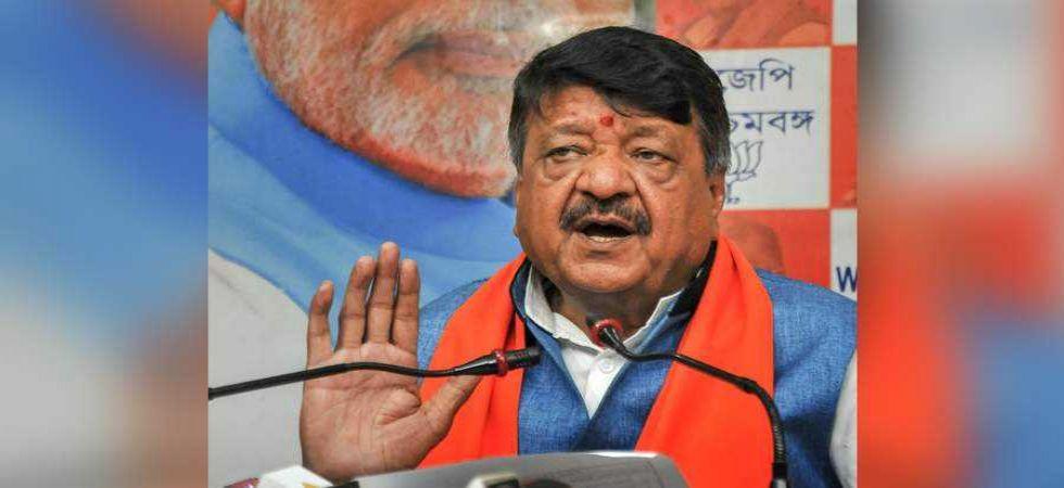 BJP leader Kailash Vijayvargiya (File Photo)