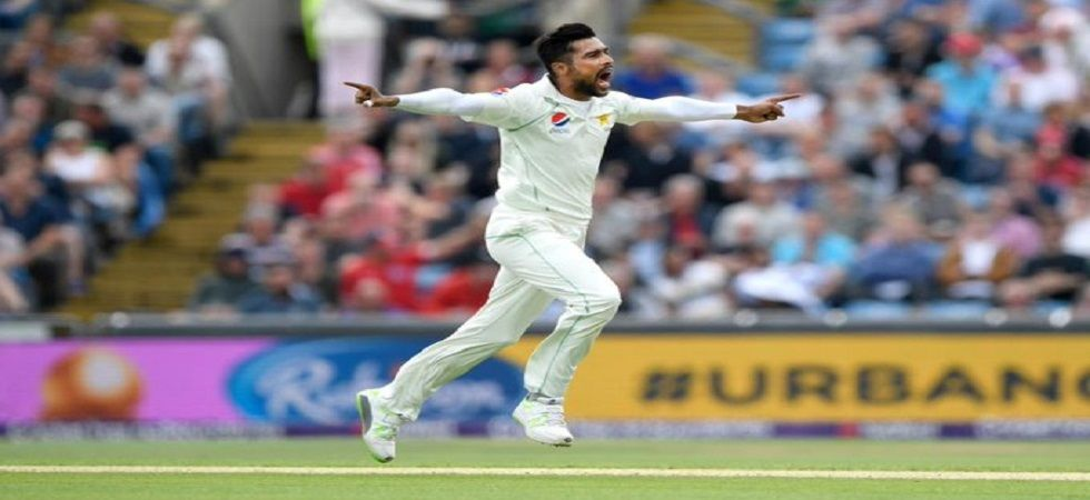 Mohammad Amir retired from Test cricket at the age of 27 as he aims to concentrate on settling down in the United Kingdom. (Image credit: ICC Twitter)