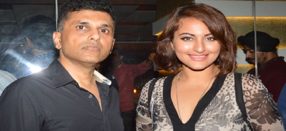 More A-listers like Sonakshi Sinha should take up films on taboo topics, says Anand Pandit (file photo)