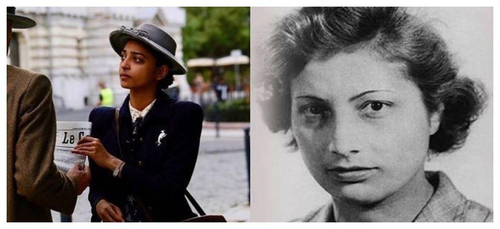 Radhika Apte as Nora Baker in 'Liberte: A Call to Spy' (Photo: Instagram)