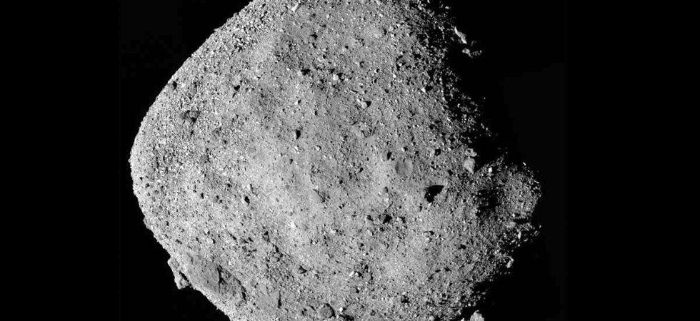 Asteroid Bennu (Photo Credit: Twitter)