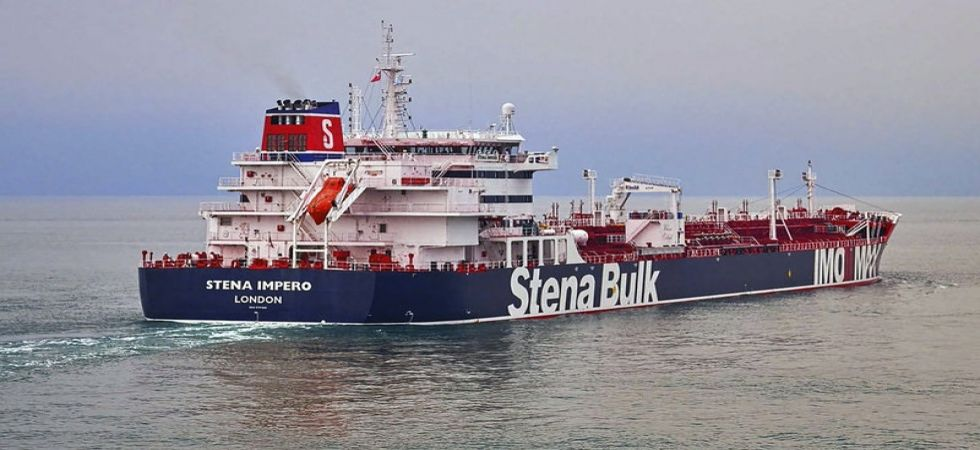 British tanker (File Photo)