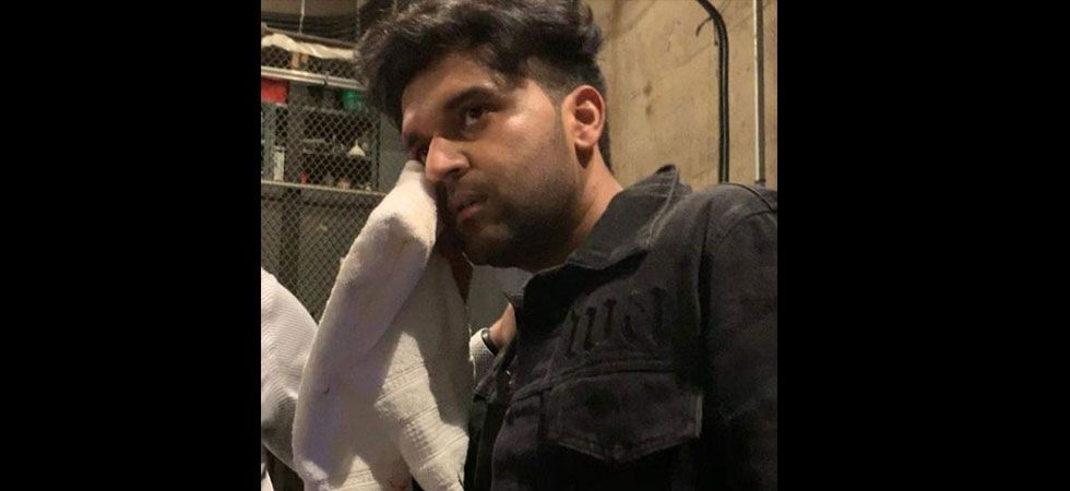Guru Randhawa was reportedly attacked in Vancouver. (Image: Facebook)