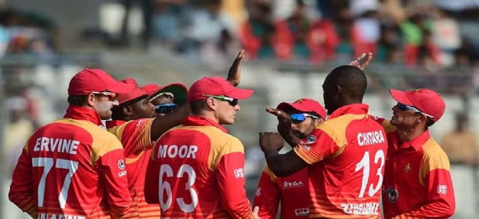 Zimbabwe team has been suspended from playing by International Cricket Council (Image Credit: Twitter)