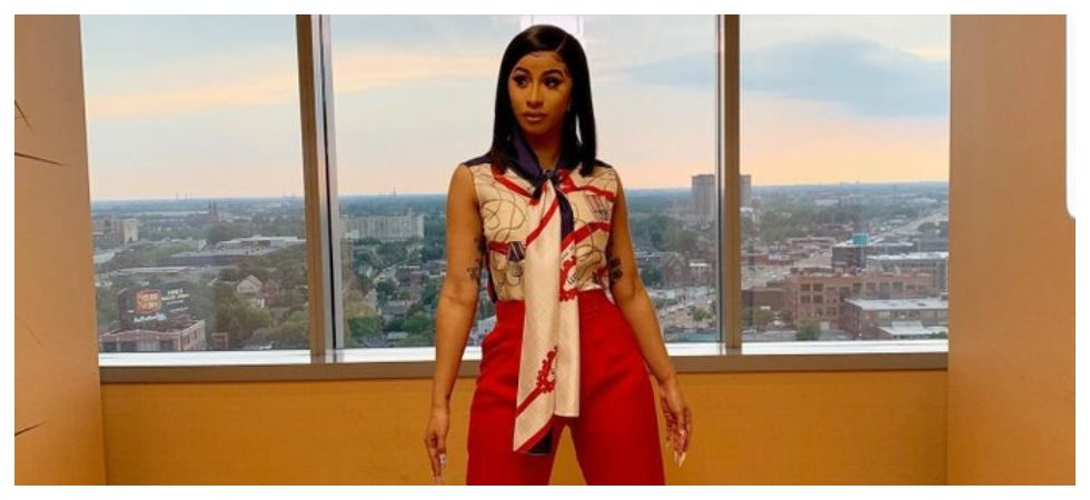 Cardi B calls off concert due to 'security threat' (Photo: Twitter)