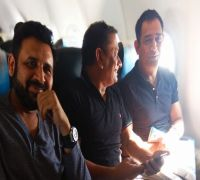 Revealed - First visuals of MS Dhoni starting his Army duty in Jammu and Kashmir