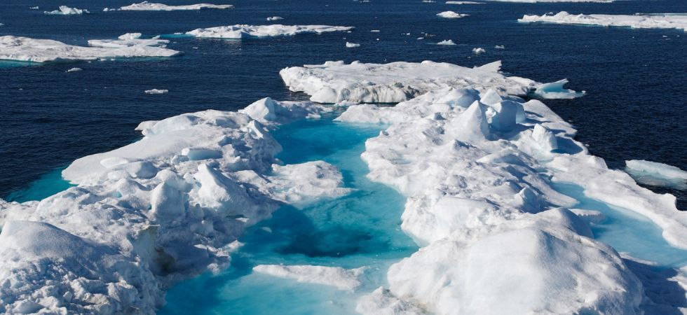 Most research on the underwater melting of glaciers around the world has relied on theoretical modelling. (File Photo)