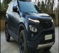 Tata Harrier all-black variant launch in August: Specs, prices inside