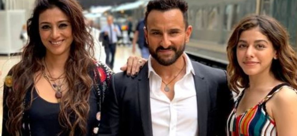 First look of Saif Ali Khan-Tabu, Alaia in upcoming  'Jawaani Jaaneman'  OUT!