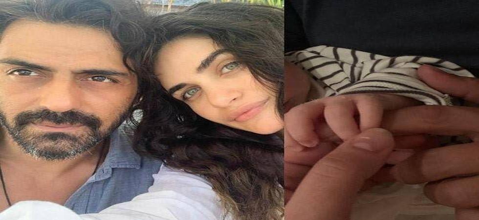 Arjun Rampal's girlfriend Gabriella's body-transformation is unbelievable!
