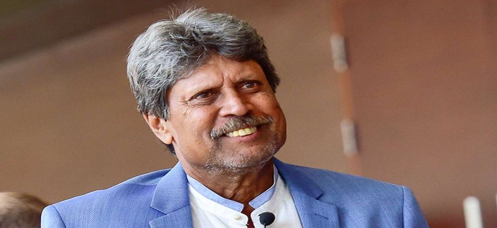Kapil Dev has helped India to get their first World Cup trophy (Image Credit: Twitter)
