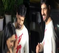 What's cooking? Kiara Advani and Sidharth Malhotra leave in same car post her birthday bash, watch VIDEO