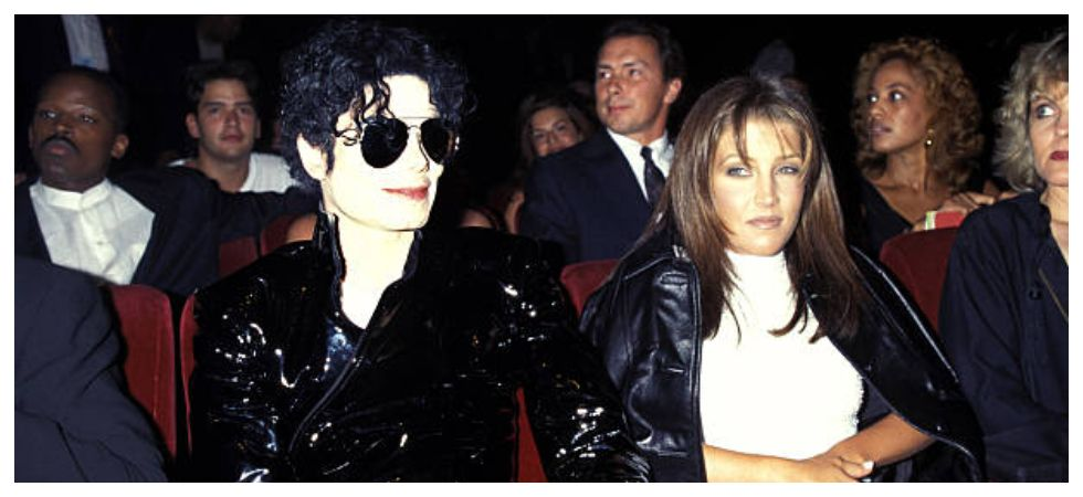 Lisa Presley's book deal to expose shocking revelations about MJ (Photo: Twitter)