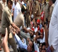 Security heightened, borders sealed in Rampur ahead of Samajwadi Party protest