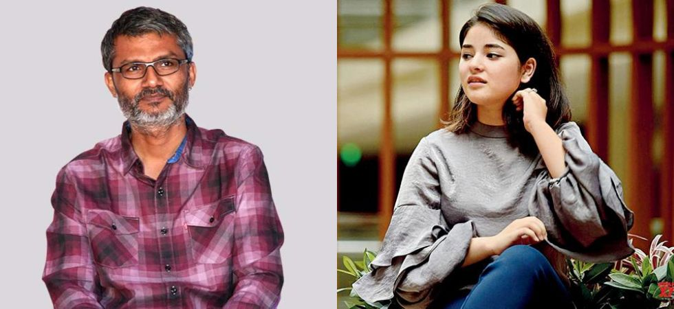 Nitesh Tiwari and Zaira Wasim.