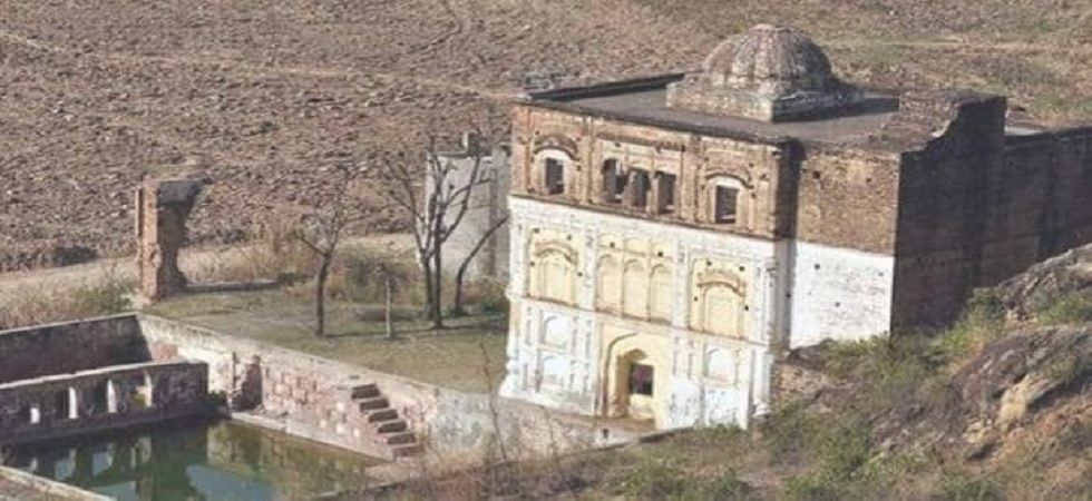 The Gurdwara Choa Sahib, located close to Rohtas Fort -- a UNESCO world heritage site. (File Photo)