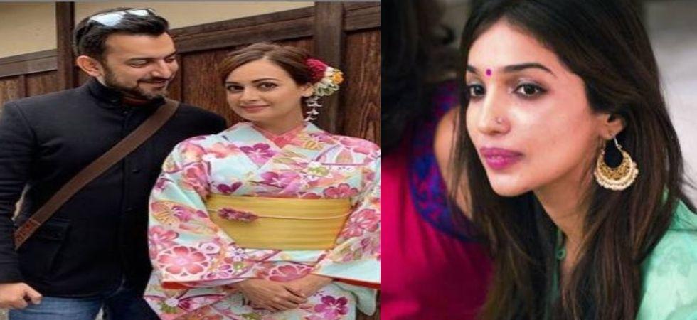 Dia Mirza REACTS to reports of  Sahil Sangha's affair with Kanika Dhillon