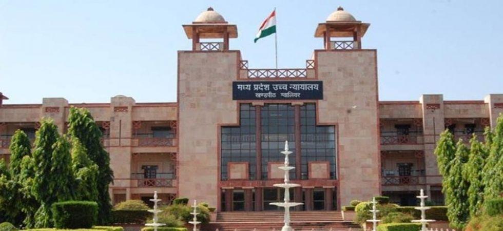 Madhya Pradesh High Court (File Photo)
