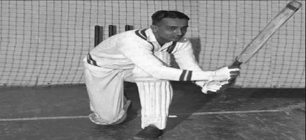 CCI to name gate after legendary cricketer Vijay Merchant (Image Credit: Twitter)