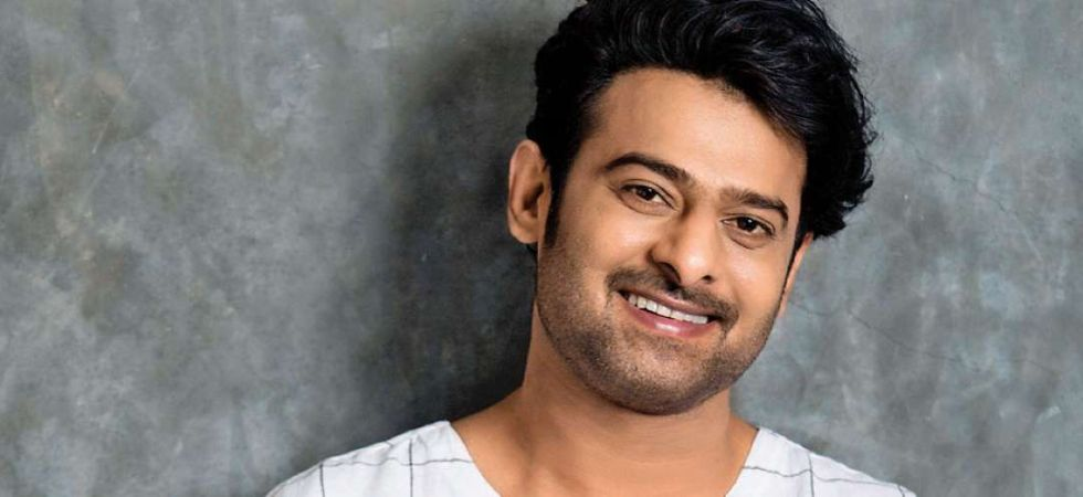 Prabhas will be next seen in Saaho.