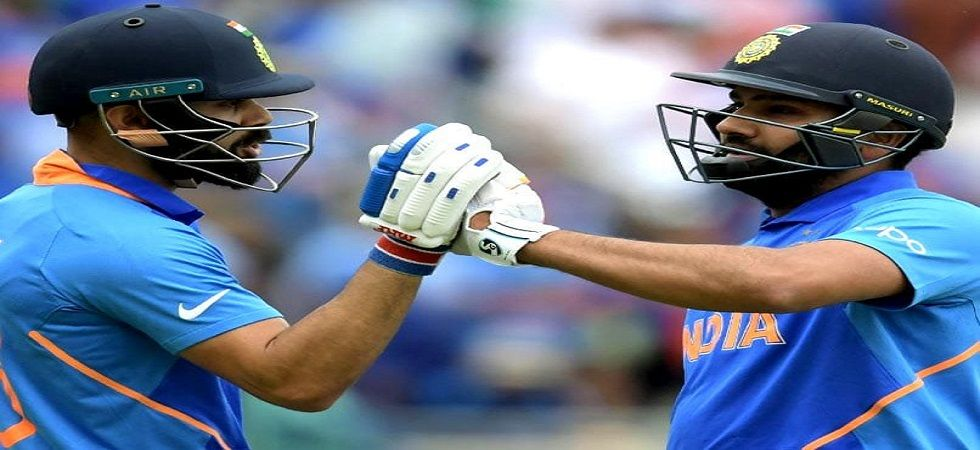 India held their nerve as they won by four wickets in a low-scoring match against the West Indies in the first match at Florida. (Image credit: Twitter)