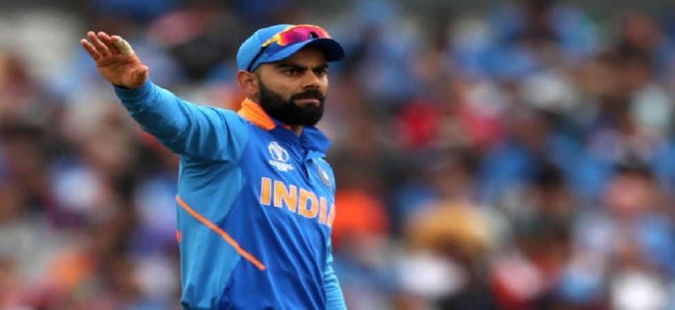 Virat Kohli's Indian cricket team will be determined to start the Windies tour on a high. (Image credit: Twitter)