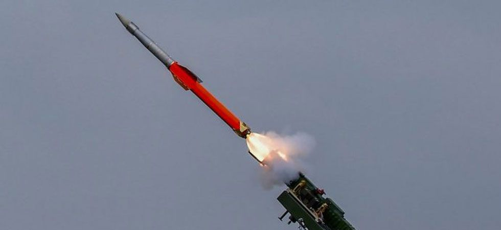 QRSAM uses solid-fuel propellant and has a range of 25-30 km. (Representational Image: PTI)