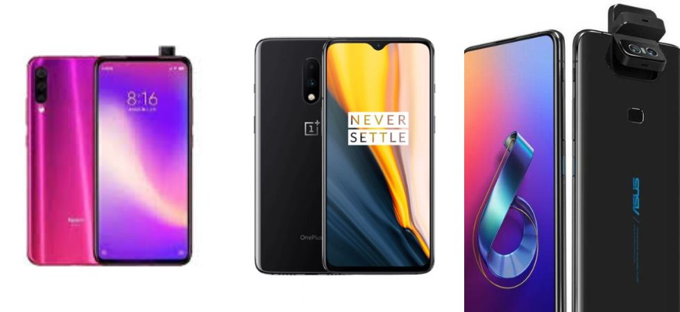 Redmi K20 Pro Vs OnePlus 7 Vs Asus 6Z: Specifications, Features