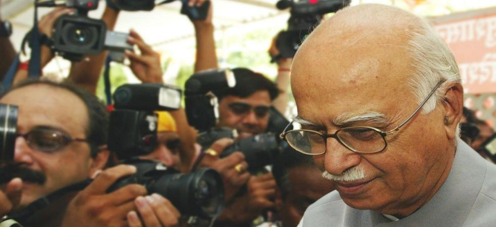 BJP leader LK Advani (File Photo)