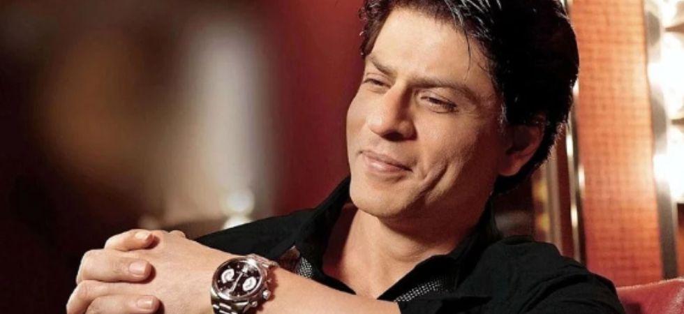 Shah Rukh Khan.