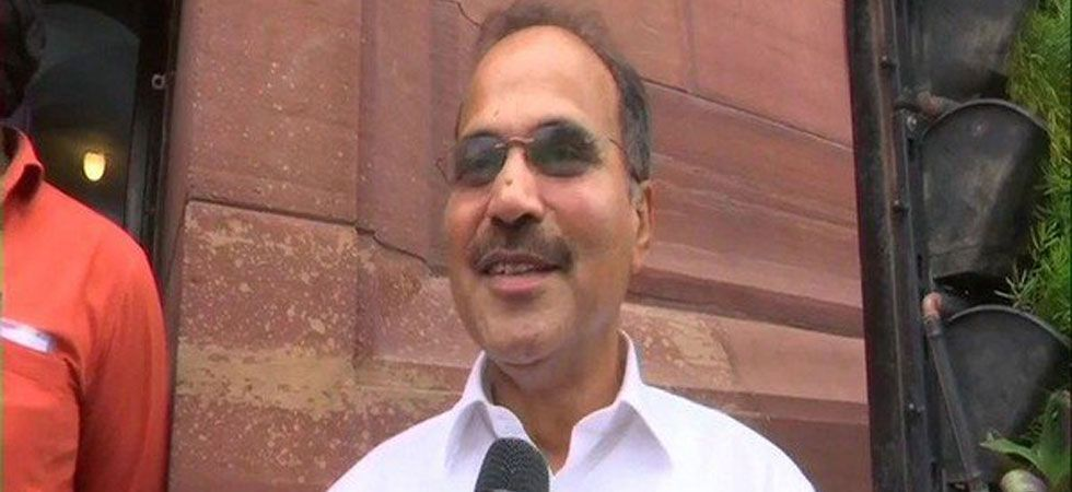 Adhir Ranjan wanted to know from Shah the government's position on Pakistan-occupied Kashmir (PoK). (File Photo: ANI)