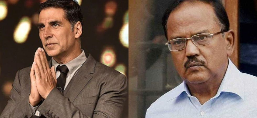 Akshay Kumar to essay NSA Ajit Doval in Neeraj Pandey's next?