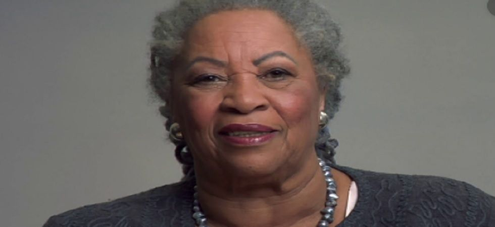 Nobel prize winning author Toni Morrison dead at 88 (file photo)