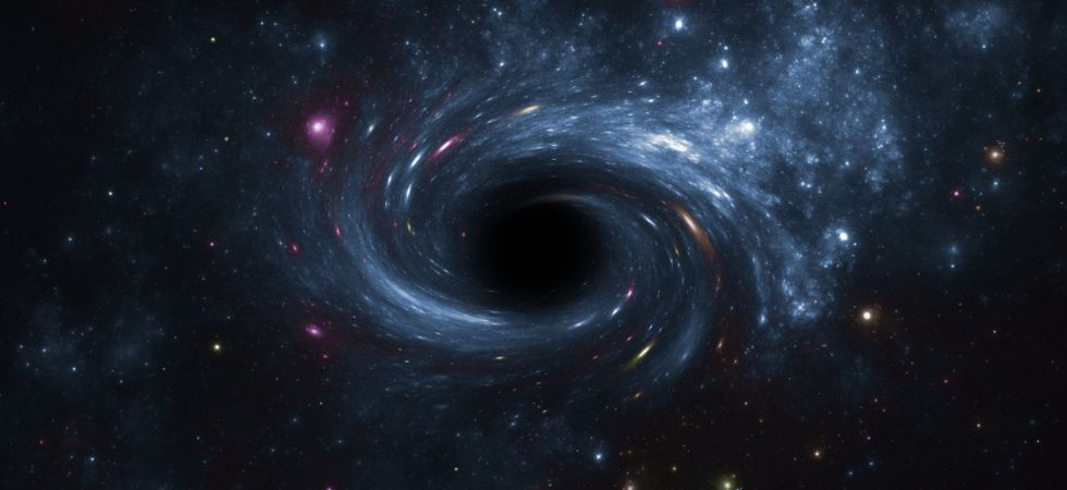 Black Hole (Photo Credit: NASA)