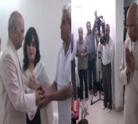 President Ram Nath Kovind, Vice President Venkaiah Naidu pay last tributes to Sushma Swaraj