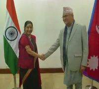 'Shocked', says Nepal PM on Sushma Swaraj's passing away, pays tribute