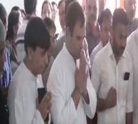 'Sushma Swaraj Ji, an extraordinary political leader': Rahul Gandhi's last tribute to Sushma Swaraj