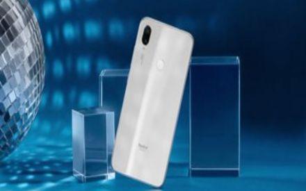 Redmi Note 7S, Redmi Note 7 Pro introduced in Astro White