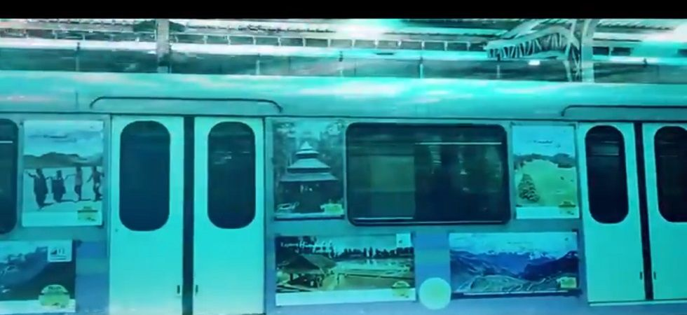 The new underwater train will be part of Kolkata Metro line 2.