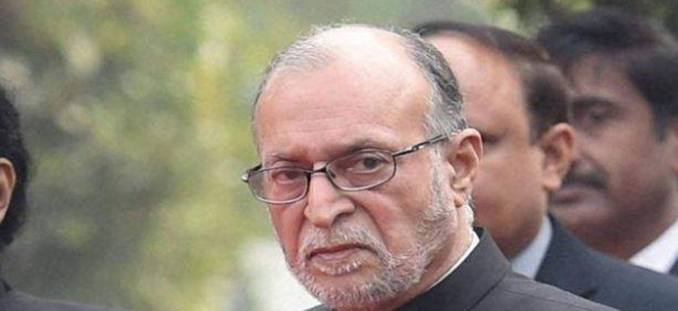 Lt Governor Anil Baijal reviewed Delhi Police housing, amenities in thanas and status of police station buildings. (File Photo:PTI)