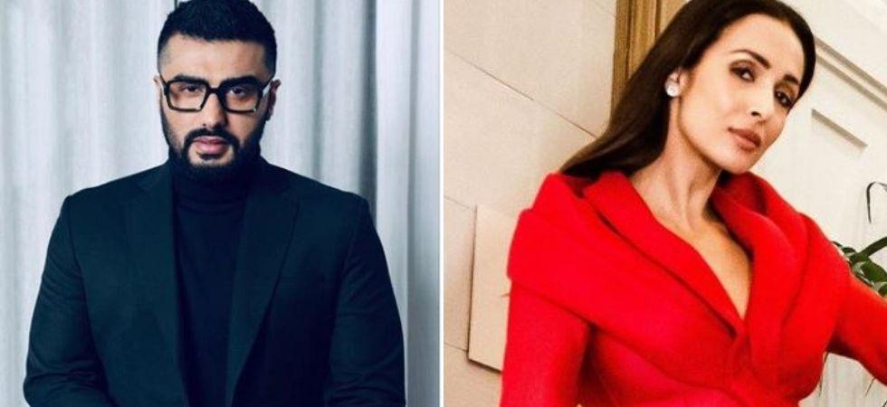 WATCH: Arjun Kapoor gets possessive boyfriend as Malaika is complimented!