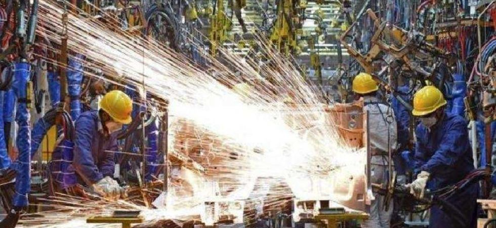 The previous low in IIP growth was in February 2019, when it had inched up 0.2 per cent.