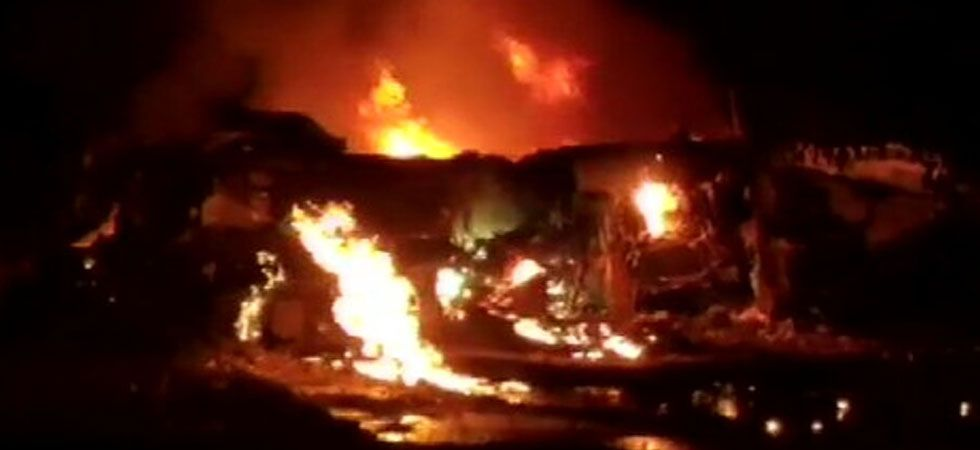 A Court of Inquiry has been ordered to ascertain the cause of the accident, official sources said in Delhi. (Image Credit: ANI)
