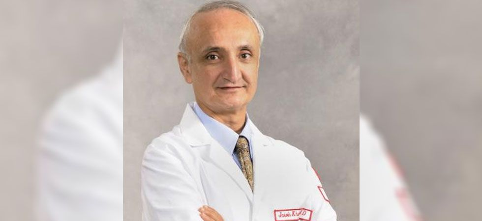 The victims have been identified as 60-year-old Dr Jasvir Khurana. (Image Credit: templehealth.org)